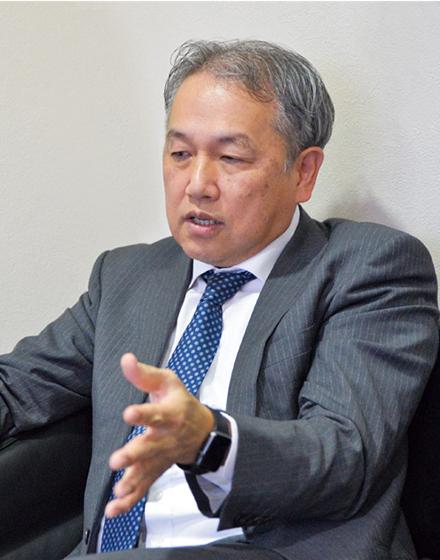 株式会社オッジ・インターナショナル 代表取締役社長 辰己 貴義